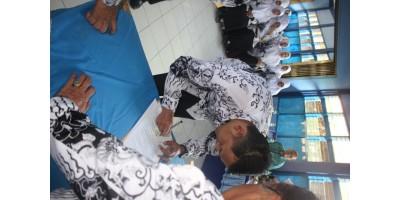 Pelantikan Kepala SMK, SMA  dan TK dilingkungan YPLP PGRI